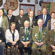 Neuwahlen am Gauschützentag in Sulzbach-Rosenberg