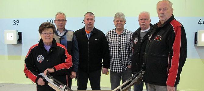 OSB-Rangliste 2019 – Gauschützen am Start