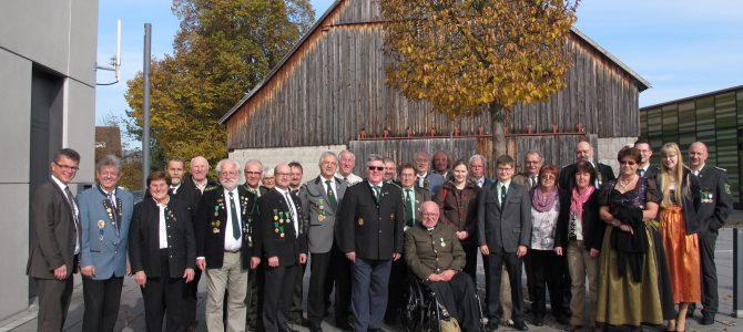 Schützengau beim OSB-Schützentag dabei
