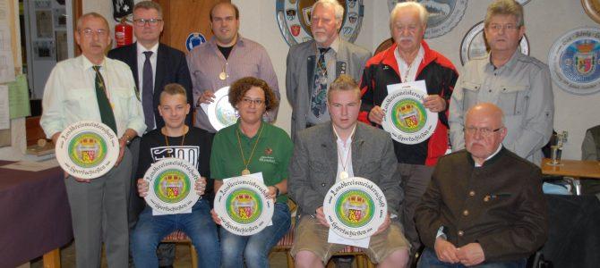 Fast 500 Teilnehmer bei der 31. Landkreismeisterschaft