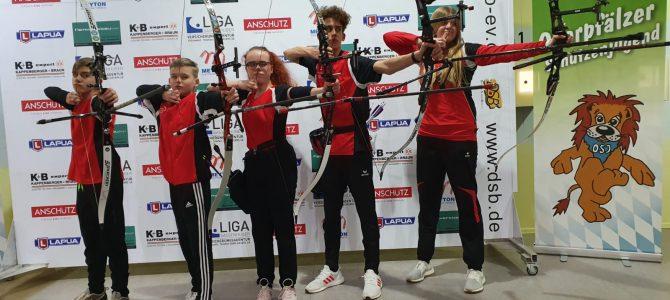 Bogenschützen erfolgreich im OSB Ranglisten Finale