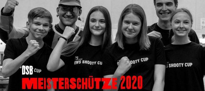 Meisterschütze 2020 – DSB Fernwettkampf