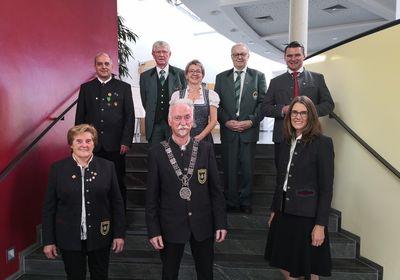 Delegiertenversammlung des Oberpfälzer Schützenbundes